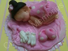 Hey, I found this really awesome Etsy listing at https://www.etsy.com/listing/97362569/mini-baby-girl-with-hat-outfit-cake