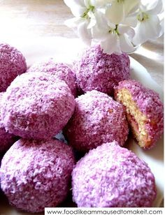 South African Snowballs Recipe - Food like Amma used to make it - yamini patel - African Food South African Desserts, South African Dishes, South African Recipes, Indian Food Recipes, Africa Recipes, Diwali Recipes, Halal Recipes, Baking Recipes, Dessert Recipes