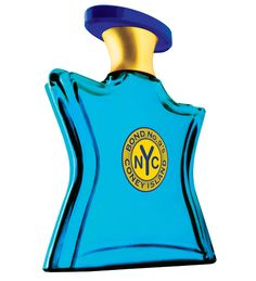Coney Island by Bond No 9 is a fruity, aromatic, aquatic Oriental Vanilla fragrance with melon, guava, tequila and lime in the top. Caramel, cinnamon and dark chocolate in the middle. Sandalwood, musk, vanilla and cedar in the base. - Fragrantica