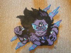 Sugilite Steven Universe Perler beads by Cimenord