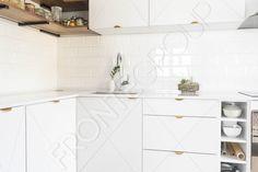#Furniture #MadeToMeasure #Kitchen #InteriorDesign #FronteDesign Loft Kitchen, Interior Design, Mirror, Modern, Furniture, Home Decor, Nest Design, Trendy Tree, Decoration Home