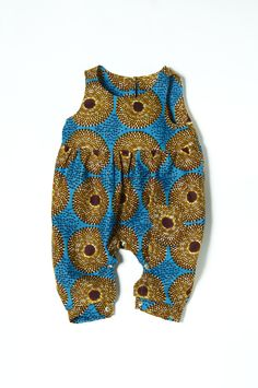 Pantaloon in traditional African print — What Mother Made