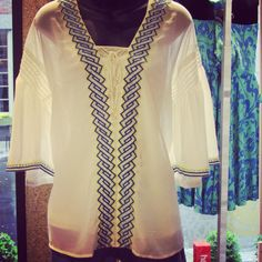 Tracy Reese fashion top