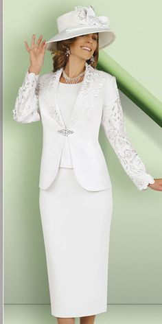 Image detail for -Donna Vinci Church Suits