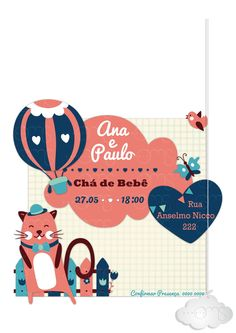 Convite Digital Gatinho 001#Convite, #convite digital, #convite personalizado, #personalizado, #kit digital, #kit festa, #diy festa, #convite pronto, #convite festa , #convite festa infantil, #aniversário, #convite aniversário, #convite  chá de bebê, #chá de bebê  #convite digital chá de bebe, #imprimir e montar, #convite para imprimir #convite infantil #arte digital, #pamela oms, #pamela oms convites, #convite por email, #gatinho, #convite gatinho