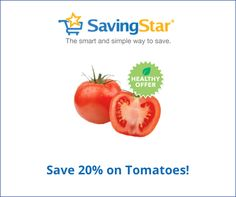 20% off tomatoes this week!