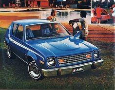 1977 AMC Gremlin brochure
