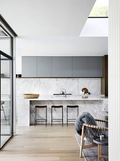 Kitchen | A Mid-Century Sensation by Mim Design | est living