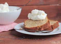 Miss Blueberrymuffin's kitchen: Schnell gebacken: Saftiger Marzipan-Nuss-Kuchen