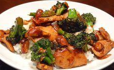 Aziatische Roerbak Kip met Broccoli