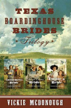 Texas Boardinghouse Brides Trilogy by Vickie McDonough http://smile.amazon.com/dp/1616267003/ref=cm_sw_r_pi_dp_2tHrwb0QD4BMH
