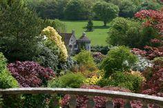 Scotney Castle Garden, UK.