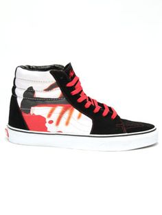 6e8806d2f40f U SK8-HI METALLICA Shoe From Vans  Vans Off The Wall www.surfride.com