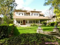 Good Luck Charlie real house in Pasadena - According to Zillow, it was built in 1903 and has 4 bedrooms, 3.5 baths, and over 5,000 square feet.