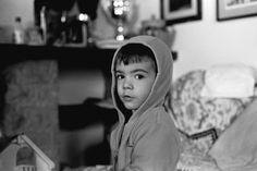 RAMÓN GRAU. Director of Photography: Leica M6 . Chicos empieza el finde . Nacho . Torrenbo . Invierno de este año . Barcelona .