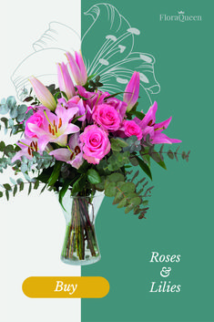 Birthday Morning Surprise, Good Morning Flowers, Floral Backdrop, Pink Lily, Diy Flowers, Send Flowers, Rose Bouquet, Bridesmaid Bouquet, Cleaning Tips