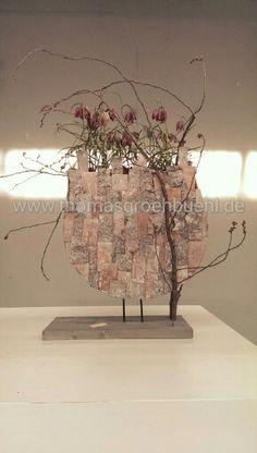 Floral Design by Thomas Groehbuehl Floral Design, Planter Pots, Art, Ideas, Art Background, Floral Patterns, Kunst, Gcse Art, Plant Pots