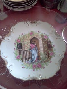 Currier Amp Ives Decorative Plate Lawson Antiques