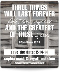 Save the Date Magnet - Rustic Retreat