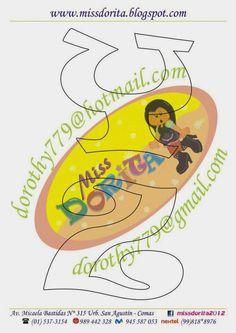 Lettering Design, Hand Lettering, Book Letters, Alphabet Art, Tweety, Stencils, Pikachu, Applique, Paper Crafts