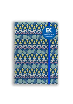 Eley Kishimoto Two Scoops A6 Notebook