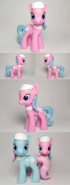 Aloe Vera Spa Pony G4 Custom Pony by ~kd-230692 on deviantART