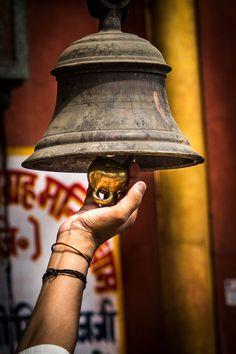 Bell at Varanasi (by glenlivet)