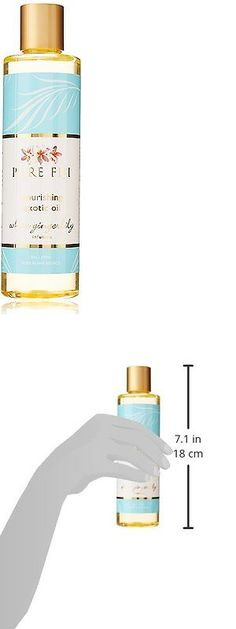 Bath Oils: Pure Fiji Exotic Oil, White Gingerlily, 8 Ounce -> BUY IT NOW ONLY: $32.2 on eBay!