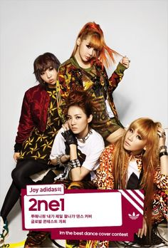 #2NE1 Come visit kpopcity.net for the largest discount fashion store in the world!!