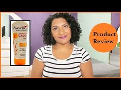 Aveeno Protect & Hydrate Lotion Sunscreen Review