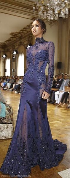 Zuhair Murad #fashion #purple