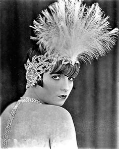 """Louise Brooks in """"The American Venus"""" (1926), directed by Frank Tuttle."""