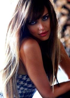 Going to to be my next hair style!!! Top 100 Long Hairstyles 2014 for Women | herinterest.com