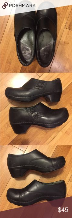 Dansko Work Shoes Great condition except for minor scuff marks! Dansko Shoes Mules & Clogs
