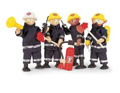 Have you been looking for some wooden firefighters to drive your wooden fire truck? Check out these wooden firefighters & accessories by PinToy. Available instore and online for Australia wide delivery! John Crane, Christmas Gifts For Kids, Christmas Stocking, Toy Store, Wooden Toys, Mini, Little Ones, Kids Toys, Children