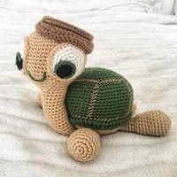 Artedonia in Italiano: Tartaruga amigurumi   Crochet turtle ...   200x200