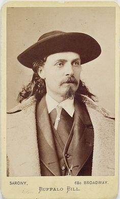 W. F. Cody, Buffalo Bill