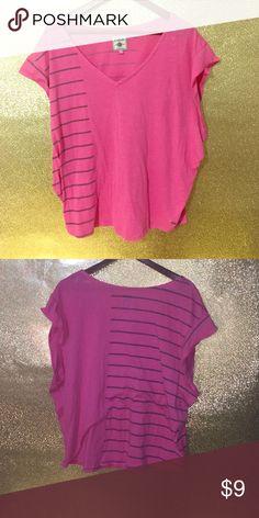 Oversized VS Pink tee VS Pink lounge shirt PINK Victoria's Secret Tops