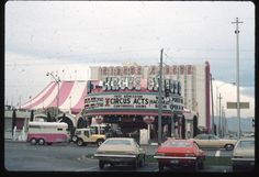 vintage everyday: Las Vegas in the Early 1970s Through An American Amateur Photographer's Lens