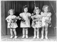 Shirley Temple impersonation contest