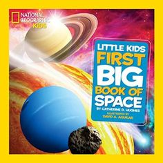 National Geographic Little Kids First Big Book of Space (First Big Books)