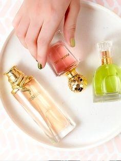 Sea breeze, orange blossom or sorbet.  # fragrance #Oriflame