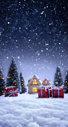 In a Perfect World… – Wallpaper Holiday Iphone Wallpaper, Christmas Phone Wallpaper, Winter Wallpaper, Holiday Wallpaper, Christmas Desktop, Christmas Scenes, Christmas Mood, Christmas Pictures, Christmas Greetings