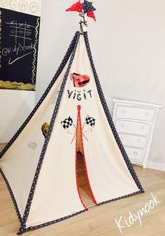 Büyük Yarış Piramit Oyun Evi - KidyNook - Çocuklar İçin Oyun Çadırı, Çocuklar İçin Oyun Evi Afacan Kitap çocuklar için eğitici kitap, eğitici oyuncak , mobilya!