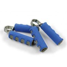 Ściskacz fitness z gąbką Wszechstronny przyrząd do ćwiczenia i rozwijania mięśni dłoni. Polecany zwłaszcza do rehabilitacji.