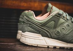 """Saucony Presents The Grid SD """"Garden"""" Pack Page 2 of 2 - SneakerNews.com"""