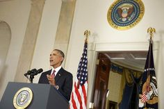 Obama declared a perpetual war against anyone he wants anywhere in the world, an action that violates the UN Charter.