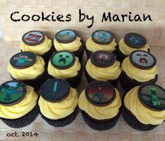 Cupcakes Maincraft