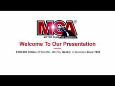 Professional MCA Presentation MCA Strategy Club - YouTube