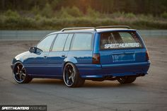 Fear For The Family: A Lotus-Powered Opel Wagon - Speedhunters Shooting Brake, Old School Cars, Station Wagon, Custom Trucks, Car Manufacturers, Jdm, Caravan, Cars And Motorcycles, Hot Wheels